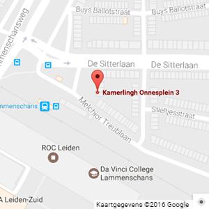 Routekaart Google maps